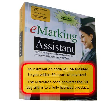 Activation code will be send within 24 hours of purchase