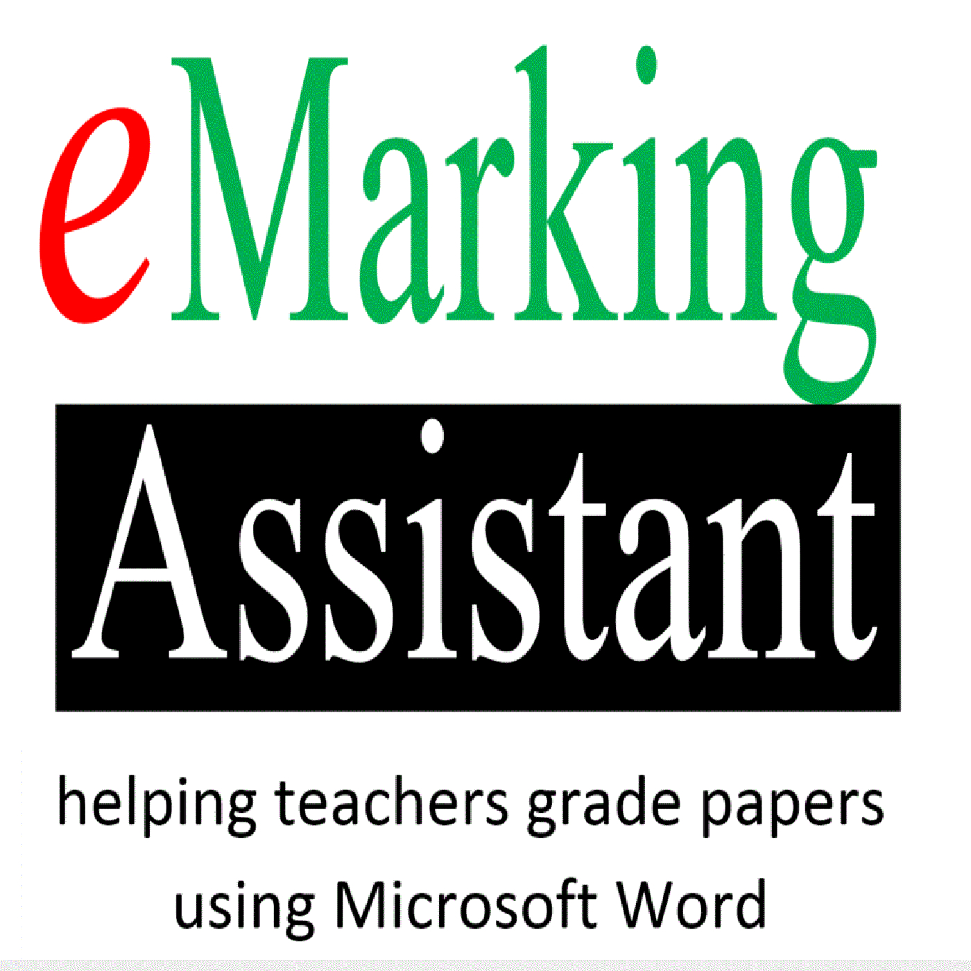 eMarking Assistant podcast